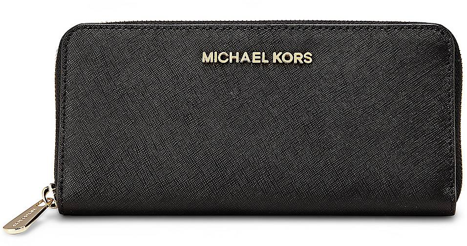 Michael Kors Jet Set Travel Portemonnaie