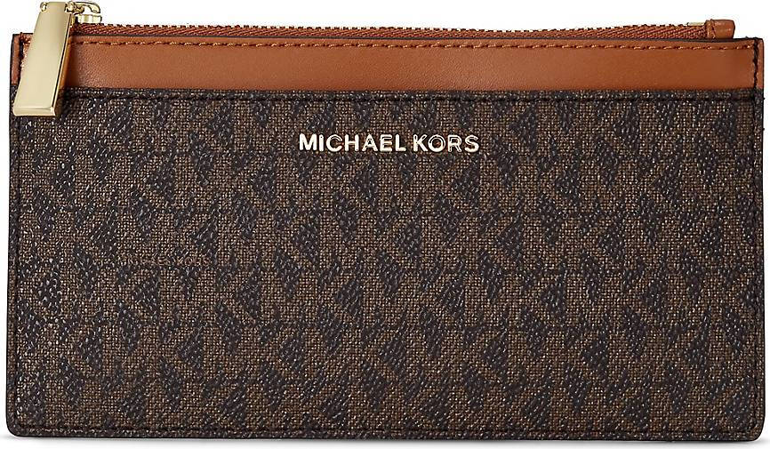 Michael Kors Geldbörse JET SET SLIM CARD CASE