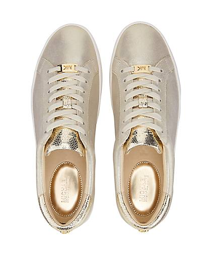 cd4bc07f95ecb Michael Kors IRVING LACE UP in gold kaufen - 47499701