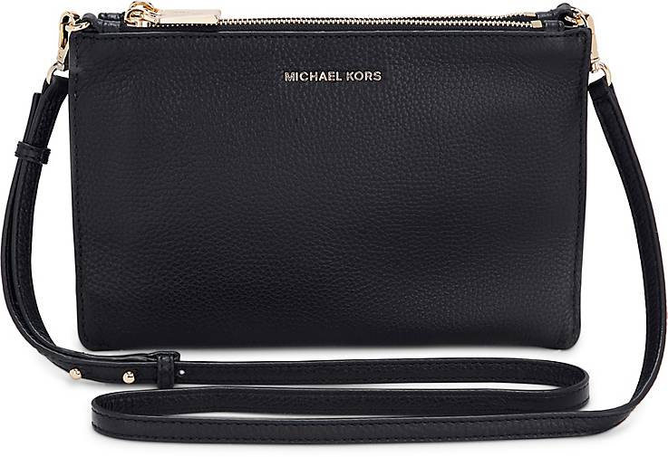 Michael Kors LARGE DBL POUCH XBODY