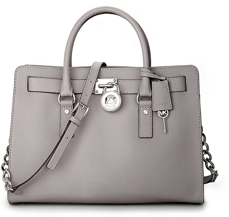 michael kors tasche grau michael kors selma lg tz satchel. Black Bedroom Furniture Sets. Home Design Ideas