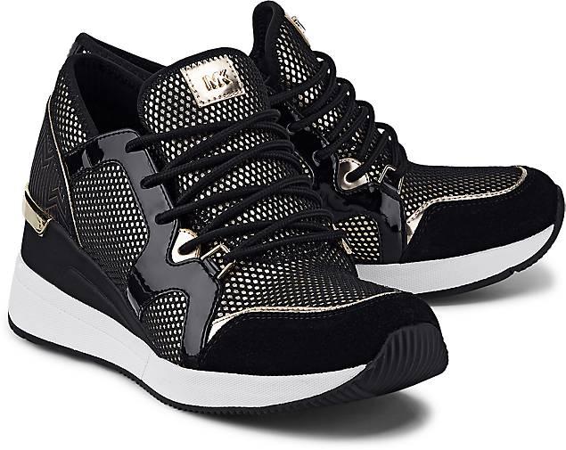1404ea6d3389f Michael Kors Sneaker LIV TRAINER in schwarz kaufen - 48002101