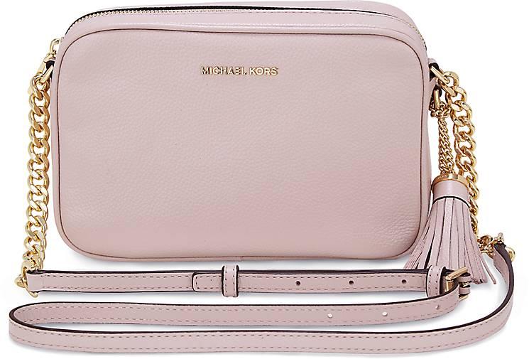 michael kors tasche md camera bag in rosa kaufen g rtz. Black Bedroom Furniture Sets. Home Design Ideas
