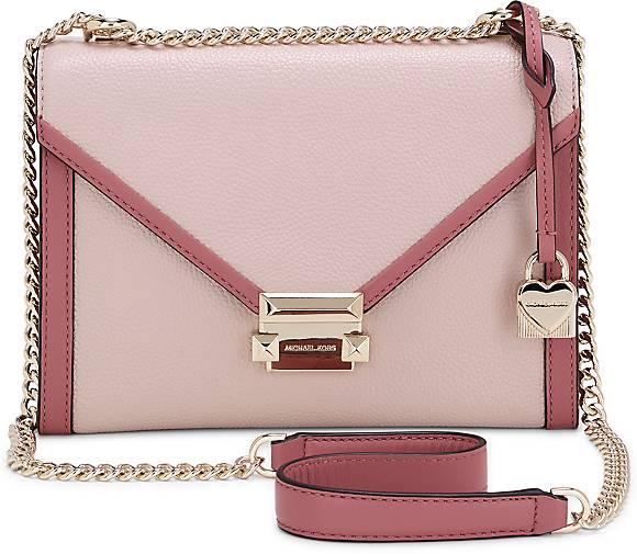 6ec97cb21faab Michael Kors Tasche WHITNEY LG in rosa kaufen - 48005501