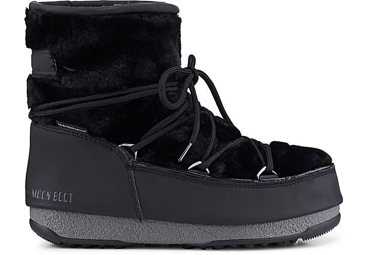 Moon Stiefel Stiefel MONACO MONACO MONACO LOW FUR in schwarz kaufen - 47847801 GÖRTZ Gute Qualität beliebte Schuhe 663e9c