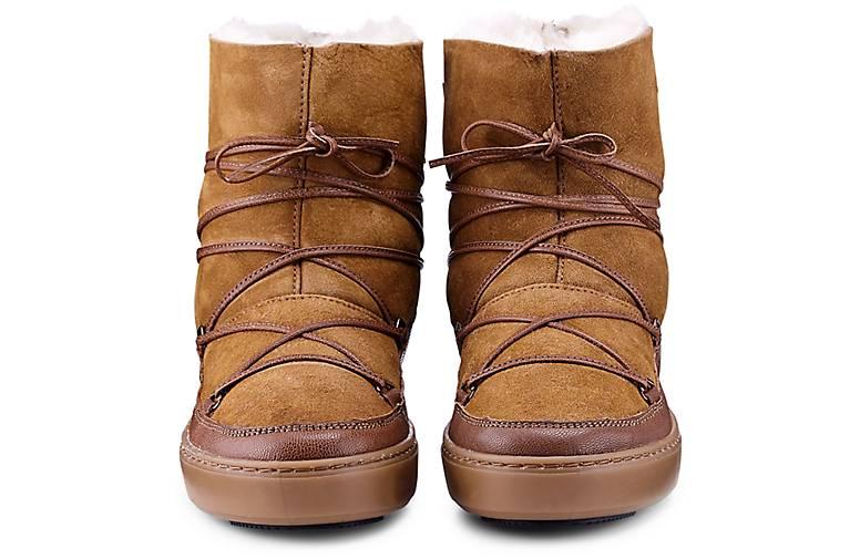Moon Boot braun-mittel Moon Boot SHEARLING in braun-mittel Boot kaufen - 46892101 | GÖRTZ 268521