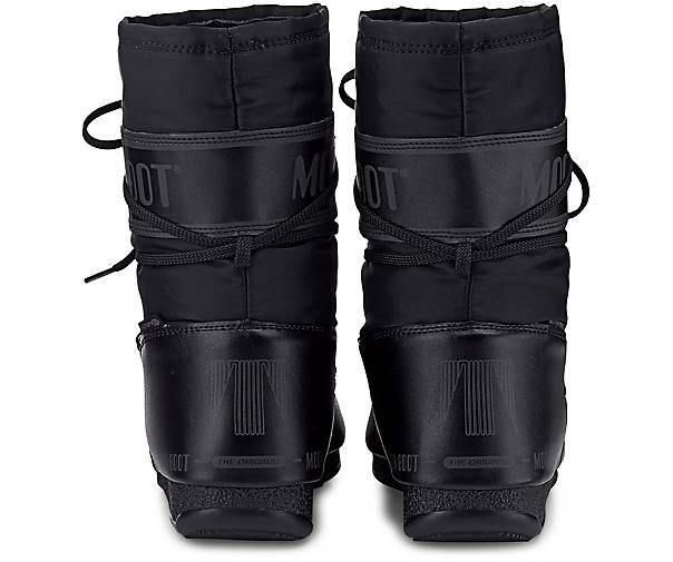 Moon Boot Moon Boots kaufen SOFT SHADE in schwarz kaufen Boots - 46863401   GÖRTZ Gute Qualität beliebte Schuhe 6f7ba1