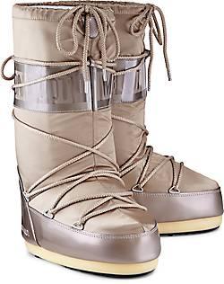 49bd26bb7145a Moon Boot Boots MONACO LOW FUR in schwarz kaufen - 47847801   GÖRTZ