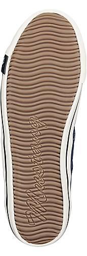 Mustang Canvas-Sneaker in   blau-mittel kaufen - 42752706   in GÖRTZ Gute Qualität beliebte Schuhe 4890fe