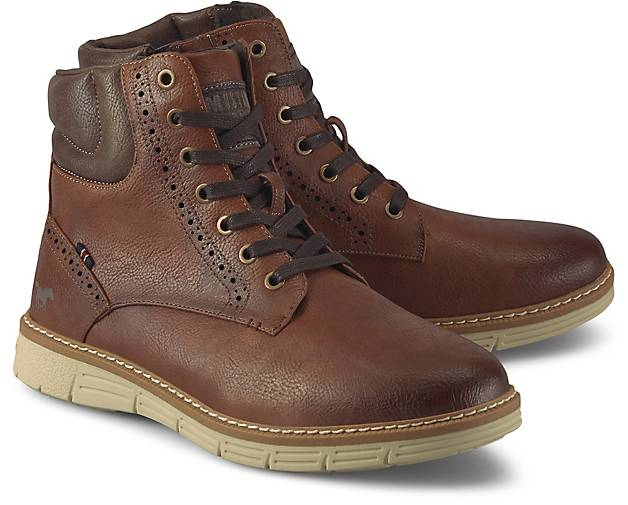 Mustang Schnür-Boots