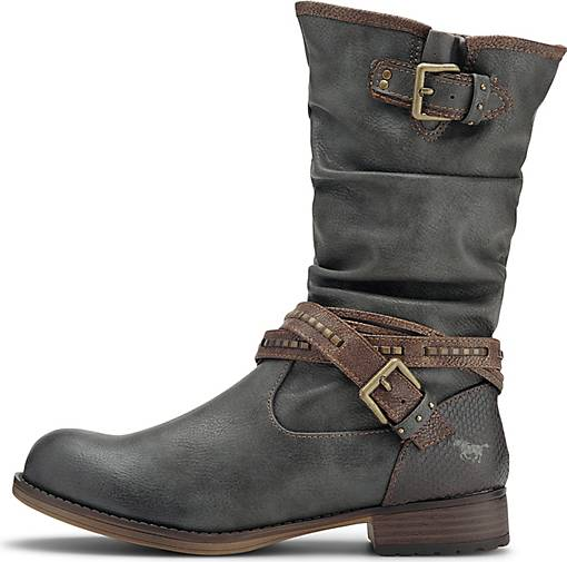 Mustang Winter-Stiefel