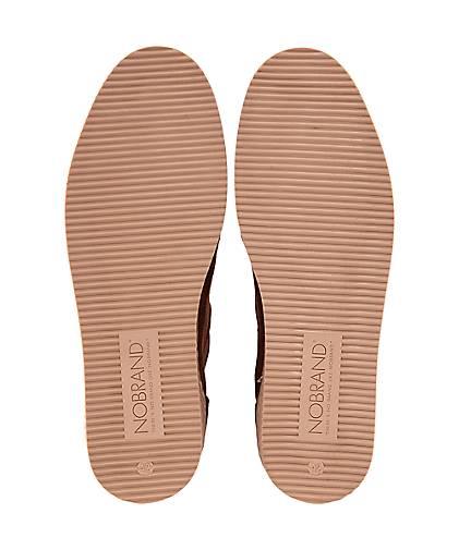 NOBRAND Schnürschuh BOW in braun-mittel kaufen kaufen braun-mittel - 47371202 GÖRTZ Gute Qualität beliebte Schuhe 5f6123