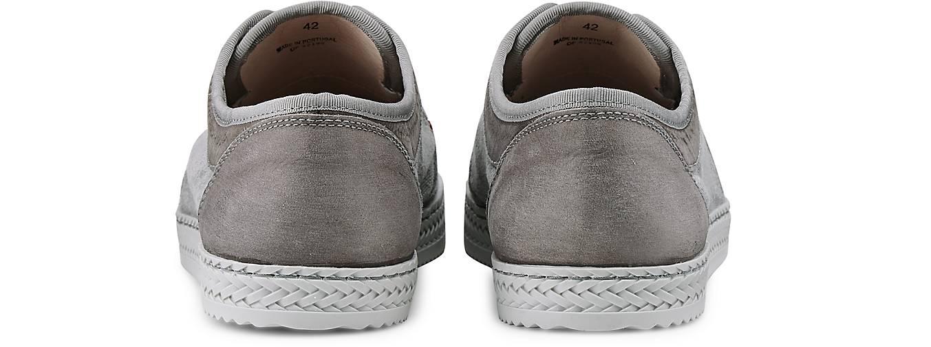 NOBRAND Schnürschuh - BOW in grau-hell kaufen - Schnürschuh 47371201 | GÖRTZ Gute Qualität beliebte Schuhe 65b735