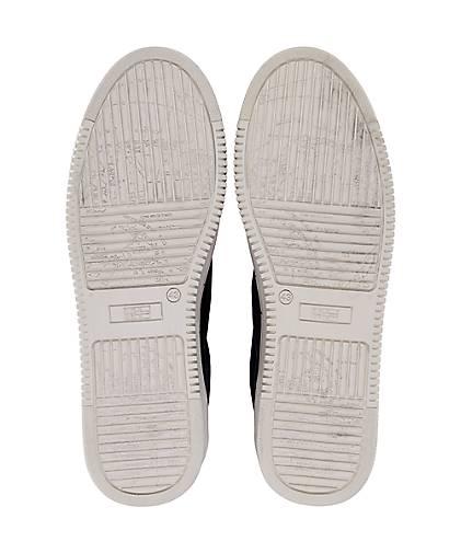 Napapijri Hi-Top Sneaker - GURO in blau-dunkel kaufen - Sneaker 46656602 | GÖRTZ Gute Qualität beliebte Schuhe 3ba047