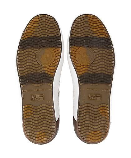 Napapijri Sneaker JAKOB in khaki kaufen Gute - 47408401 | GÖRTZ Gute kaufen Qualität beliebte Schuhe 06a60c