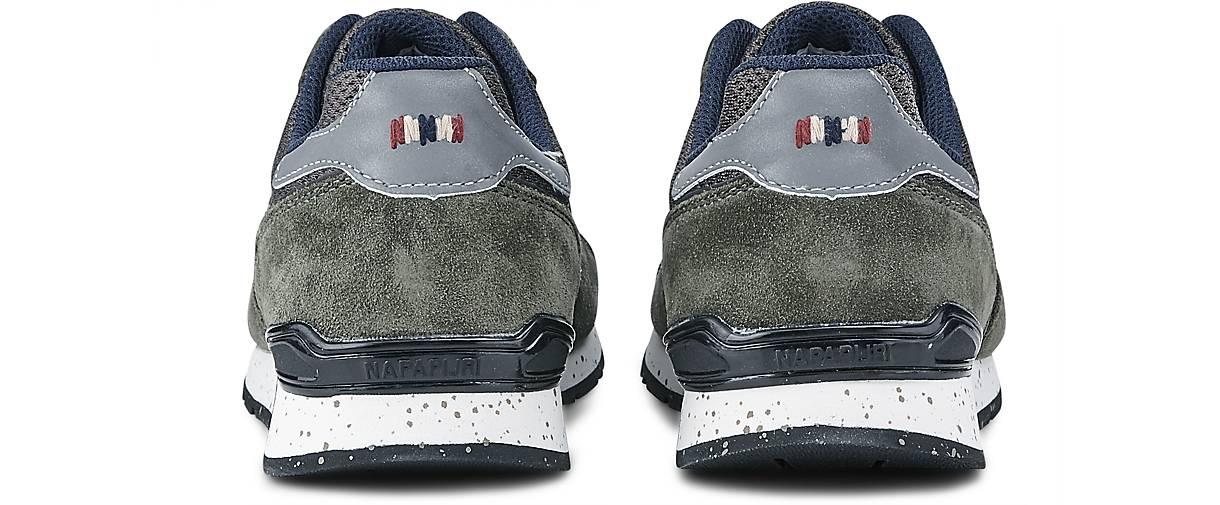 Napapijri Sneaker RABARI in grün-mittel kaufen - Qualität 46657002 | GÖRTZ Gute Qualität - beliebte Schuhe b9cd02