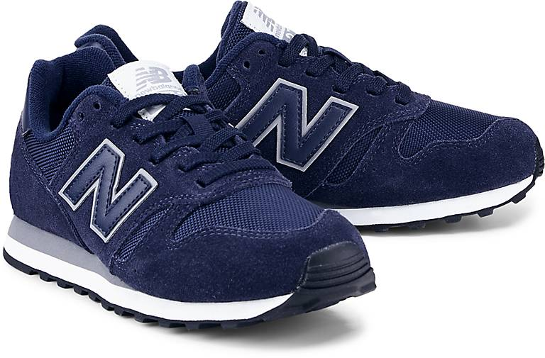 new balance 373 sneaker blau