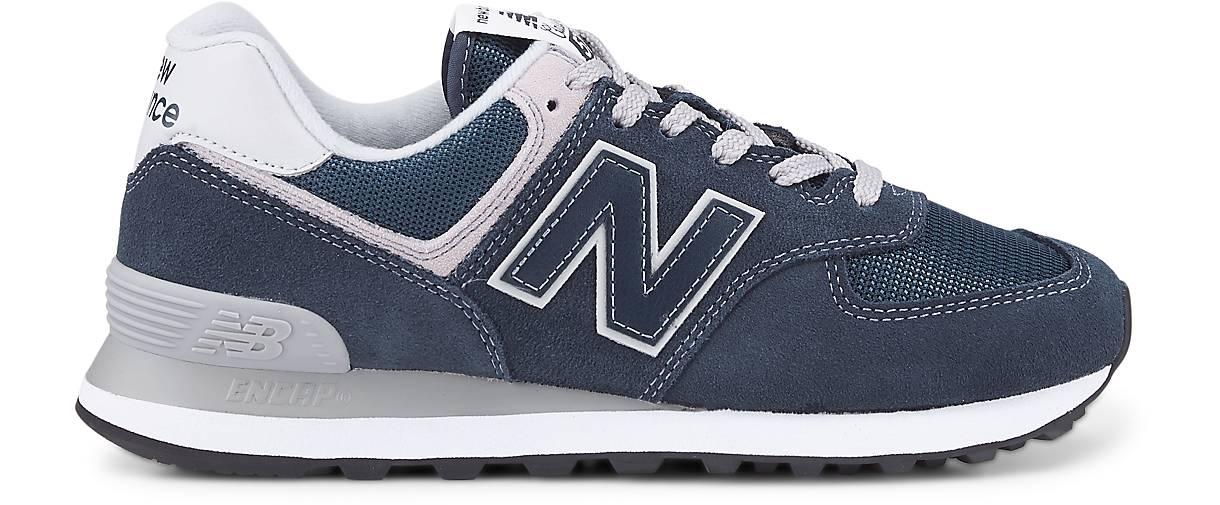 New blau-dunkel Balance Retro-Sneaker 574 in blau-dunkel New kaufen - 47517101 | GÖRTZ bf800d