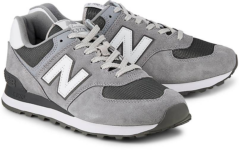 b29a10e3a769ca New Balance Retro-Sneaker 574 in grau-hell kaufen - 47025305