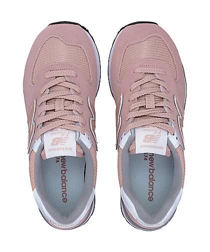 New Balance Retro-Turnschuhe 574 574 574 in Rosa kaufen - 47885501 GÖRTZ Gute Qualität beliebte Schuhe 438202