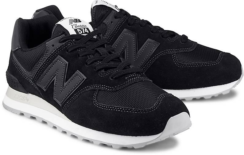 New Balance Retro-Sneaker 574 in schwarz kaufen - 47518001 | Schuhe GÖRTZ Gute Qualität beliebte Schuhe | 2fb695