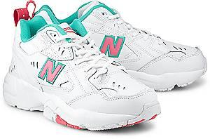 New Balance, Sneaker 608 in weiß, Sneaker für Damen