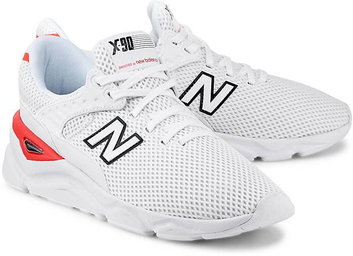 Weiß Balance Sneaker Low Kaufen X90 In New WHYe9EDI2