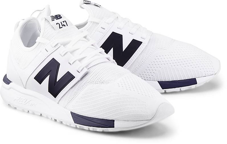 new balance 247 kinder white