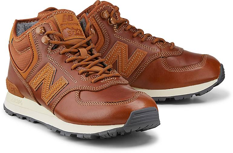 new balance damen cognac