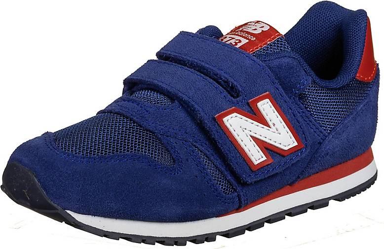 New Balance YV373 Hook & Loop Sneaker Kinder