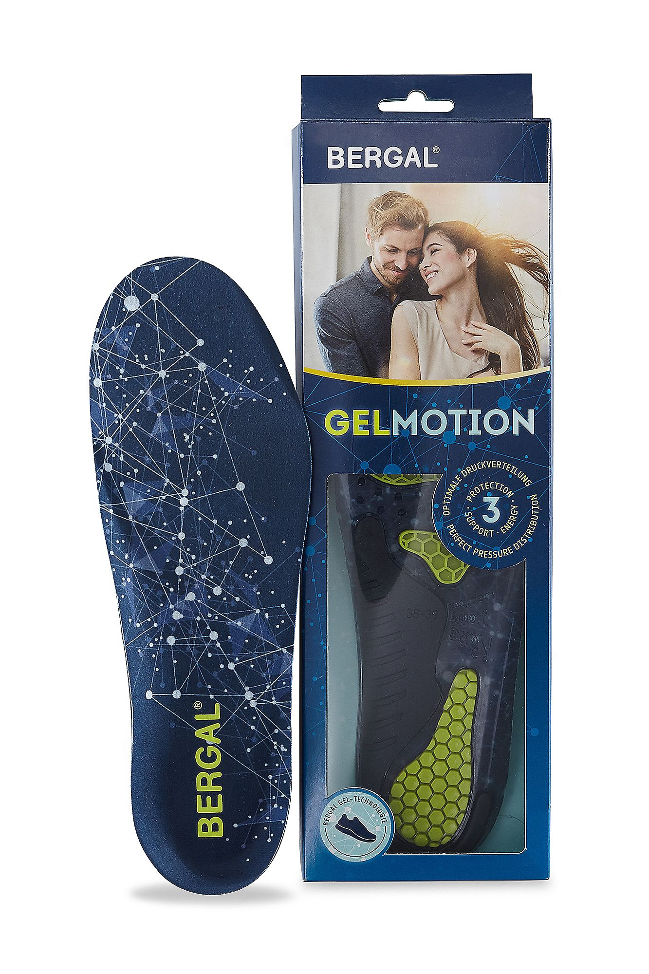 Nico BER GelMotion 3 6972 Gr. 44/45