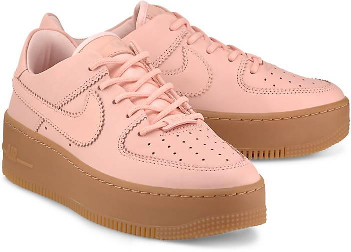 nike air force low rosa