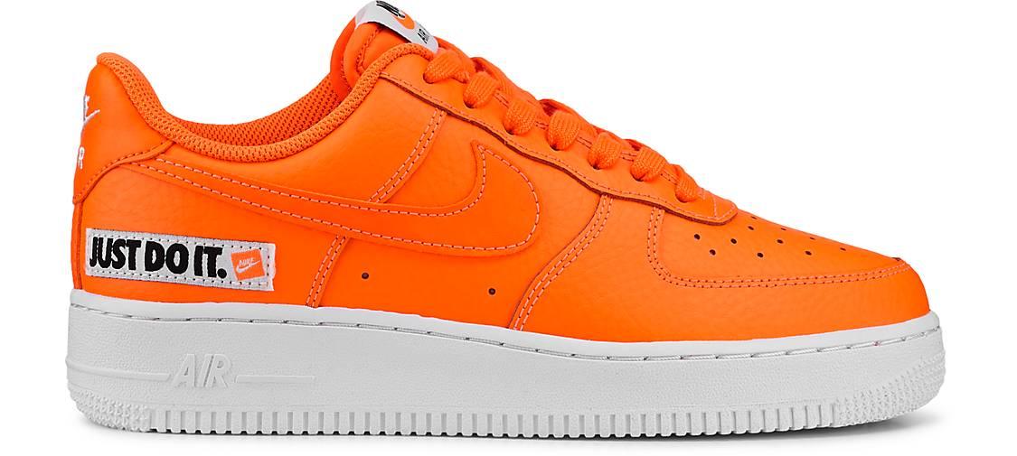 Billig Das Beste Von Allem Nike Air Force 1 Low Orange