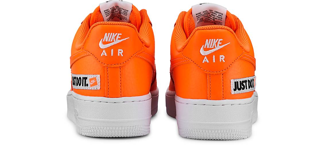 Nike AIR FORCE 1'07 LV8 in Orange Orange Orange kaufen - 47512803 GÖRTZ Gute Qualität beliebte Schuhe eec379