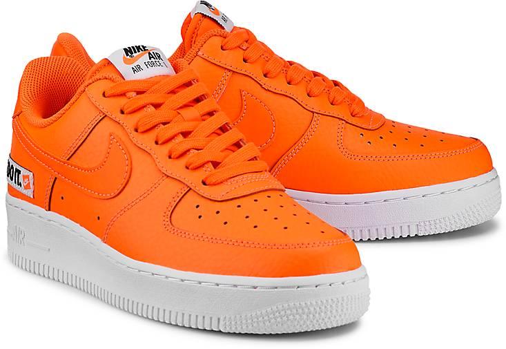 low priced 86e9f ea69e ... netherlands nike air force 107 lv8 in orange kaufen 47512803 beliebte  gÖrtz gute f64af 7687a