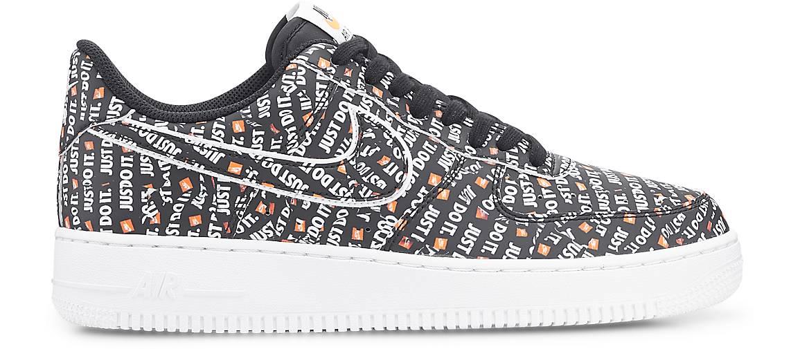 Nike AIR FORCE 1'07 LV8 in   schwarz kaufen - 47530801   in GÖRTZ Gute Qualität beliebte Schuhe 2916ac