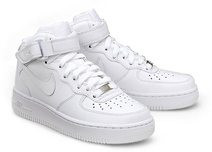 nike air force one weiss