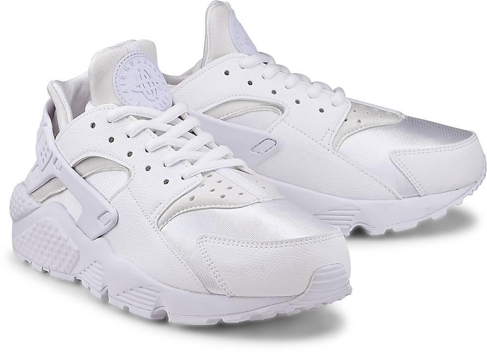 Air Huarache Run von Nike in weiß für Damen. Gr. 37.5,38,38.5,39,40,40.5,41,42,42.5,43 Preisvergleich