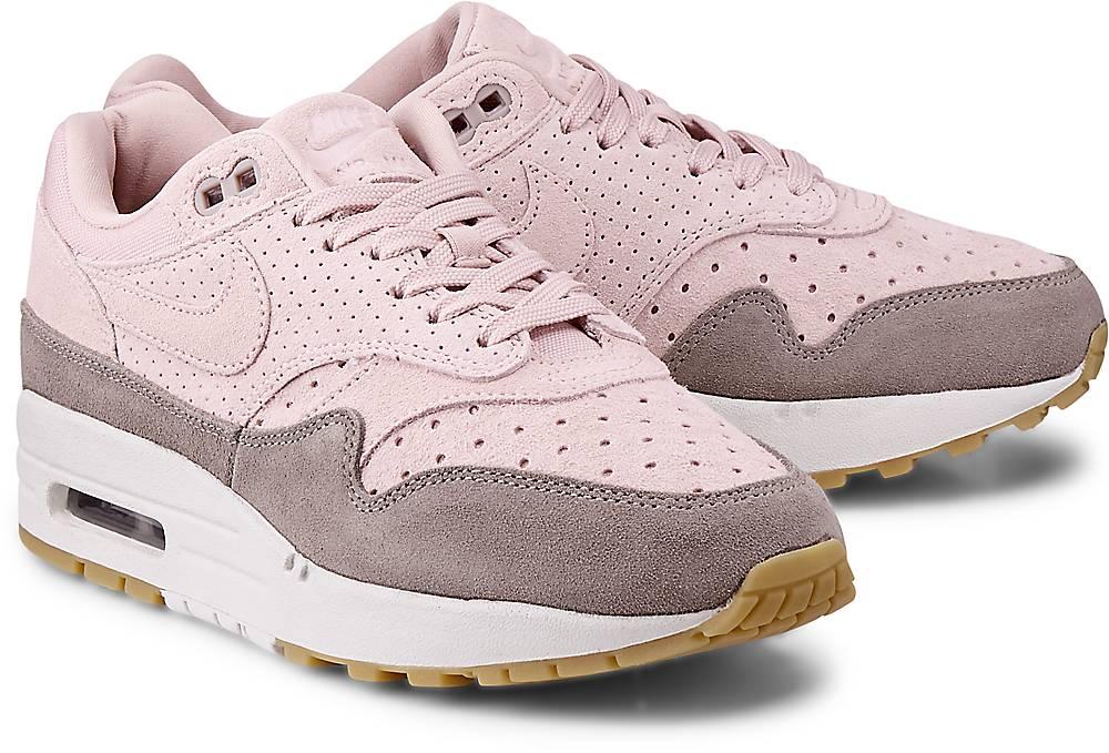 Air Max 1 Premium von Nike in rosa für Mädchen. Gr. 37.5,38,39,40,40.5 Preisvergleich