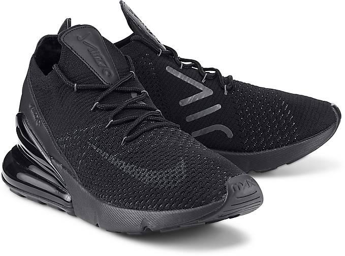 Nike AIR MAX 270 FLYKNIT in schwarz kaufen - 47531101 | GÖRTZ