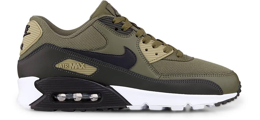 Nike Air Max 90 Essential Schuhe oliv Damen Schuhe Retro