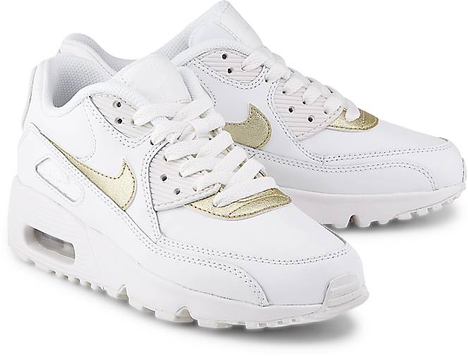 new style 43520 8e056 ... coupon code for nike air max 90 leather gs 5731b ddc40