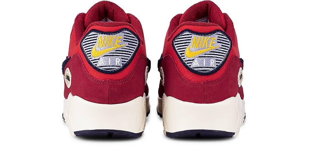 Nike AIR MAX rot 90 PREMIUM SE in rot MAX kaufen - 47531304 | GÖRTZ Gute Qualität beliebte Schuhe be13c9
