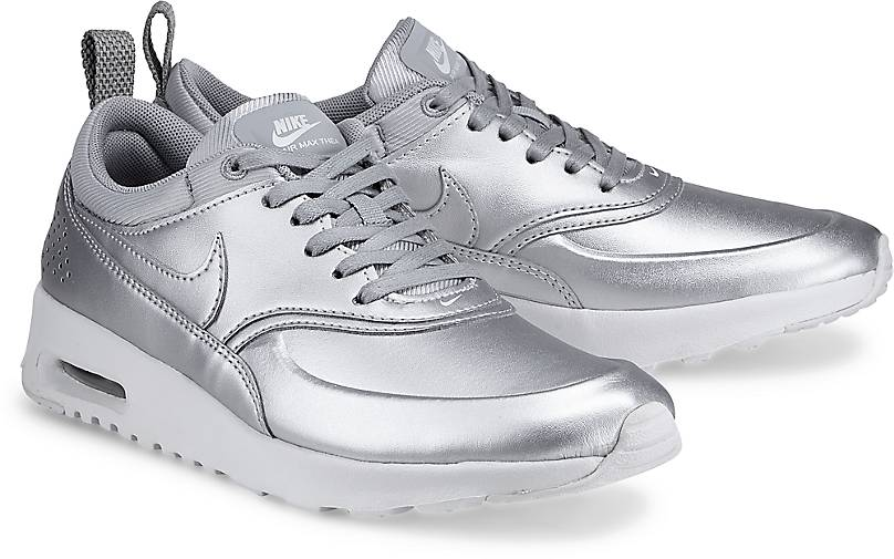 Nike Air Max Damen Silber aktion