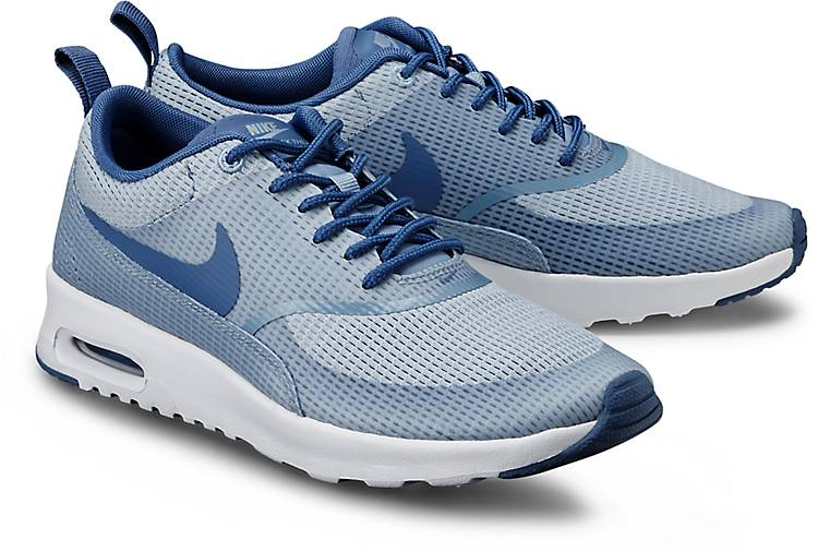 Nike Air Max Thea Blau Grau