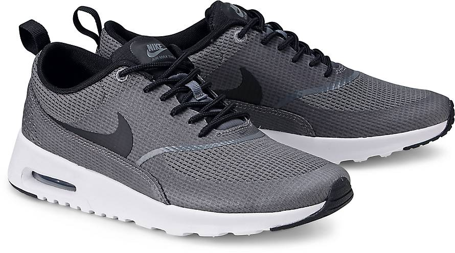 nike air max thea sneaker damen anthrazit far be