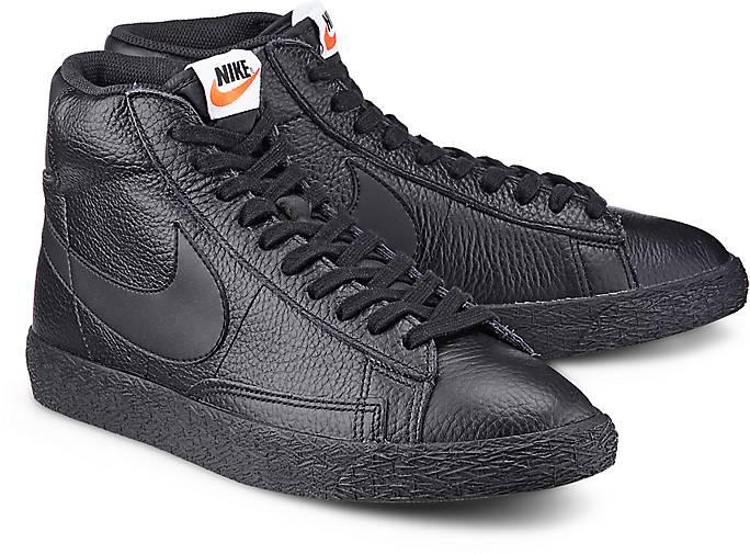 Nike Blazer Schwarz Damen