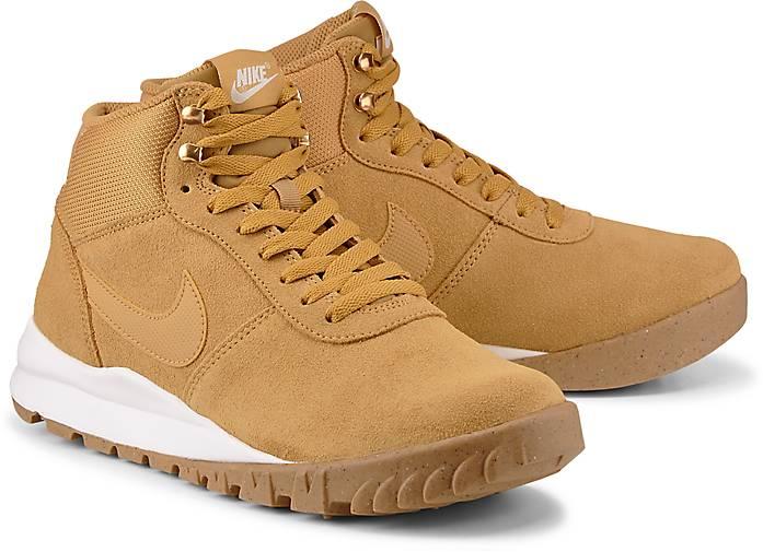 43b7ea2b19084d Nike Boots HOODLAND SUEDE in ocker kaufen - 47529901