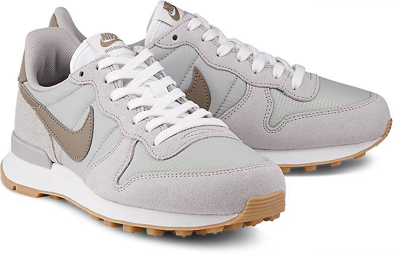 Nike W Internationalist Damen Beige nefD9fJ
