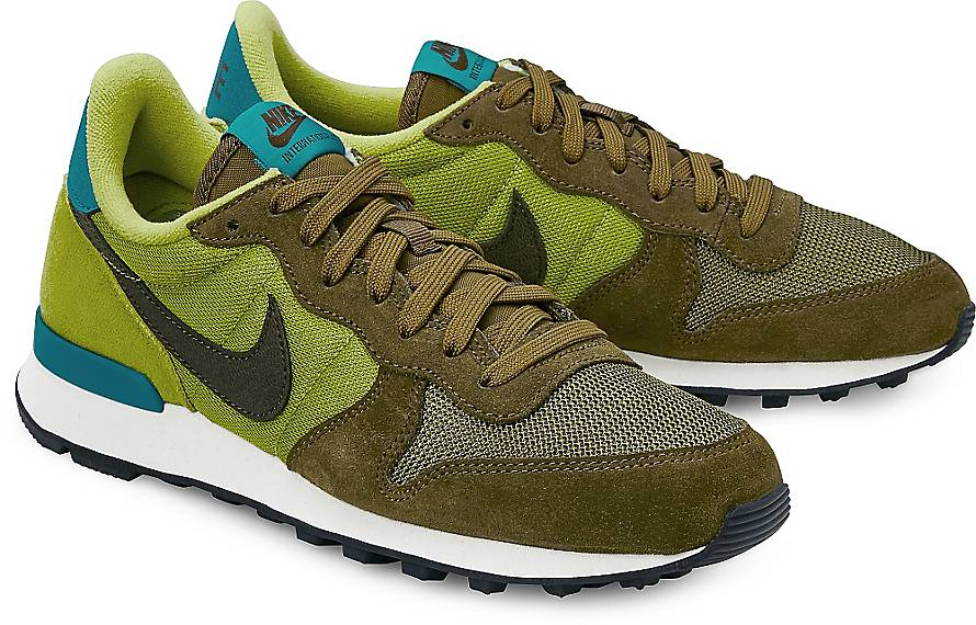 the latest b4b98 9dd2e nike internationalist grün